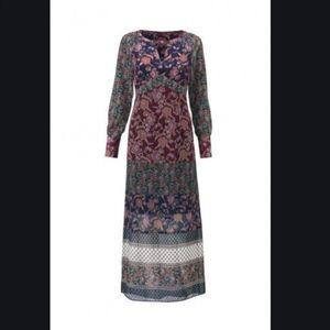 NWOT CAbi Festive Dress 3675